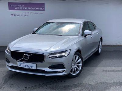 brugt Volvo S90 2,0 D4 Momentum Plus 190HK 6g
