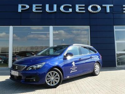 gebraucht Peugeot 308 SW 1,5 BlueHDi Selection Sky 130HK Stc 6g