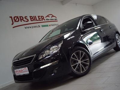 brugt Peugeot 308 1,6 BlueHDi 120 Style
