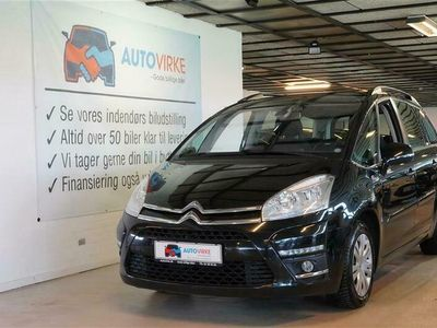 brugt Citroën Grand C4 Picasso 1,6 HDI Attraction 112HK 6g