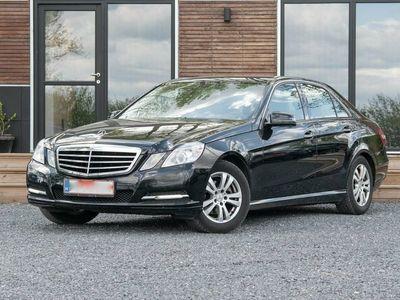 gebraucht Mercedes E200 2 CDi Elegance aut. BE