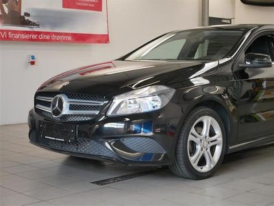 brugt Mercedes A180 1,5 CDI BlueEfficiency 109HK 5d 7g Aut.