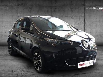 brugt Renault Zoe el 44 kWh Intens 109HK 5d Aut.