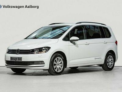 gebraucht VW Touran 1,5 TSi 150 Comfortline DSG 7prs