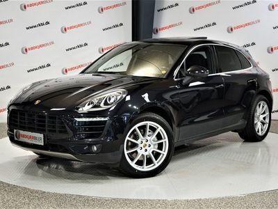 brugt Porsche Macan S 3,0 D PDK