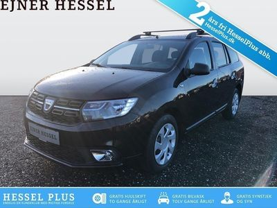 brugt Dacia Logan 0,9 Tce Ambiance Start/Stop Easy-R 90HK Aut.