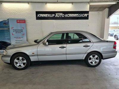 brugt Mercedes C220 2,2 Elegance 150HK Aut.