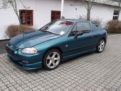 brugt Honda CR-X Civic1,6