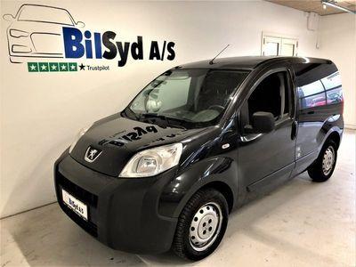 gebraucht Peugeot Bipper 1,3 HDi 75 Fresh Van