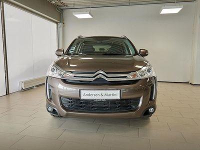 brugt Citroën C4 Aircross 1,8 HDI Seduction 4WD start/stop 150HK 5d 6g