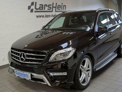 gebraucht Mercedes ML350 3,0 BlueTEC AMG Line aut. 4-M