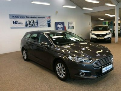 gebraucht Ford Mondeo 2,0 TDCi 150 Trend stc. ECO