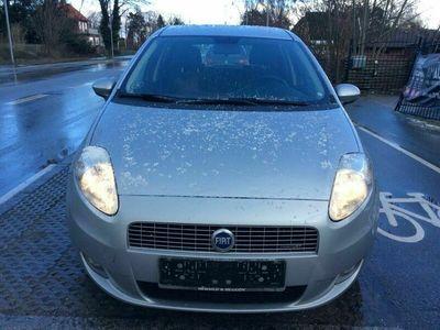 brugt Fiat Grande Punto 1,3 JTD 75 Dynamic 5d