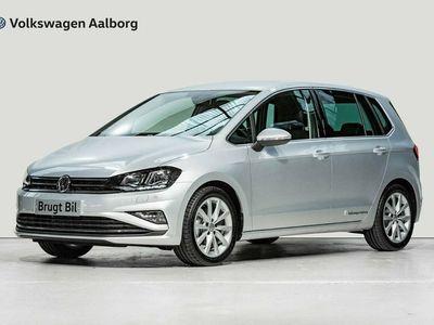 brugt VW Golf Sportsvan 1,5 TSi 130 Highline DSG