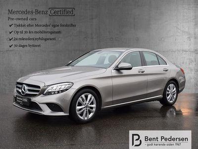 brugt Mercedes C200 1,5 Bluetec 184HK 9g Aut. B