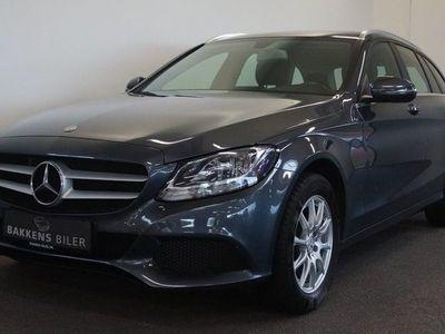 brugt Mercedes C200 d 1,6 Business stc.
