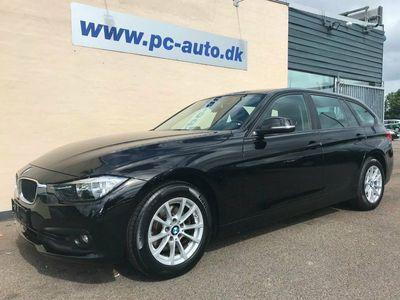 begagnad BMW 320 d 2,0 Touring