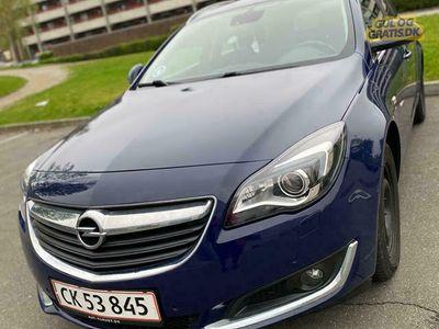brugt Opel Insignia  En dejligt bil .