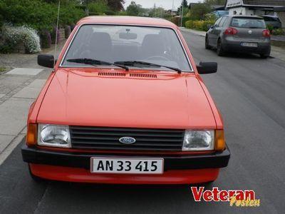 brugt Ford Escort 1,1 L mk 3