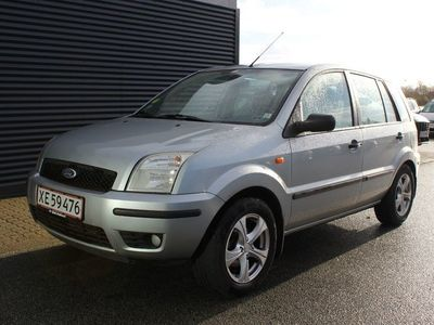 brugt Ford Fusion 1,4 TDCi Trend