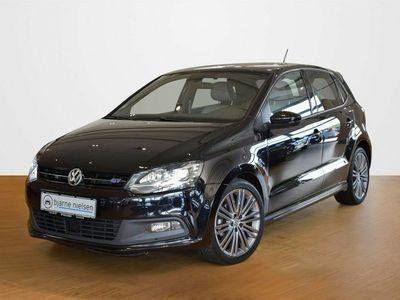 used VW Polo 1,4 TSi 150 BlueGT DSG