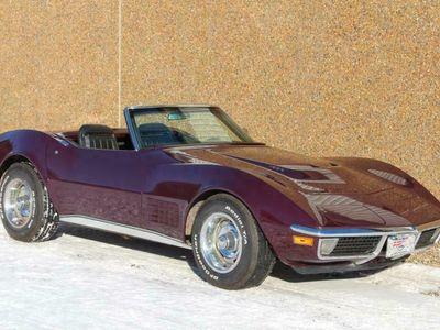 brugt Chevrolet Corvette Big Blok