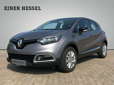 brugt Renault Captur 1,5 Energy DCI Expression 90HK 5d