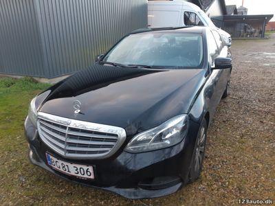 brugt Mercedes E200 CDI
