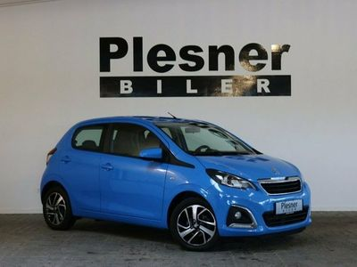used Peugeot 108 1,0 e-VTi 69 Active TOP!