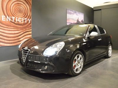 käytetty Alfa Romeo Giulietta 1,7 Q4 235HK 5d 6g