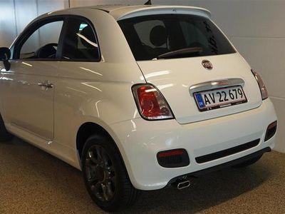 brugt Fiat 500 0,9 S 105HK 3d