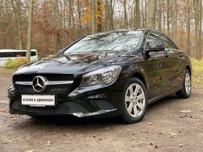 brugt Mercedes CLA180 1,6 Urban