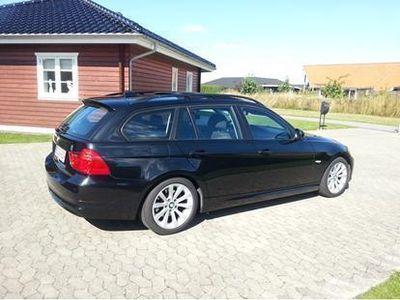 brugt BMW 320 320 2,0 d Stept Touring 177hk