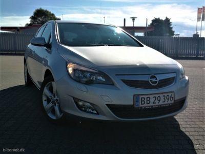 brugt Opel Astra 3 CDTI DPF Sport 95HK 5d
