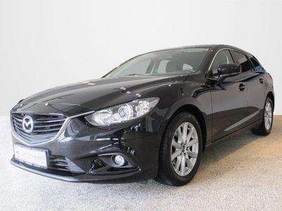 brugt Mazda 6 2,2 Sky-D 150 Core Busin. stc. aut