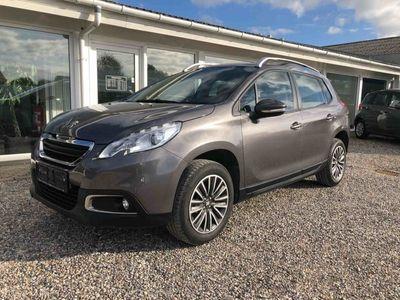 käytetty Peugeot 2008 1,2 VTi Excite 82HK