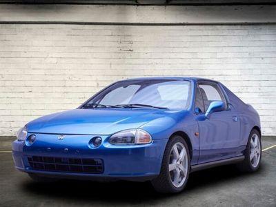 brugt Honda CR-X Del Sol 1,6 V-Tec
