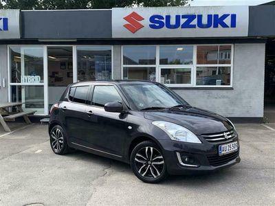 brugt Suzuki Swift 1,2 Dualjet 16V Style 90HK 5d