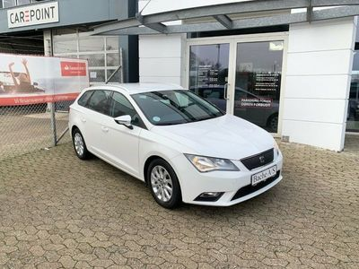 brugt Seat Leon ST 1,6 TDi 110 Style eco