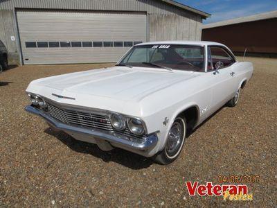 brugt Chevrolet Impala 1965Super Sport