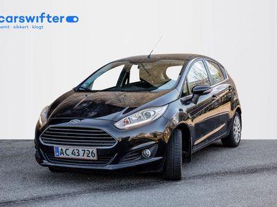 usado Ford Fiesta 1,0 SCTi 100 Titanium 5d
