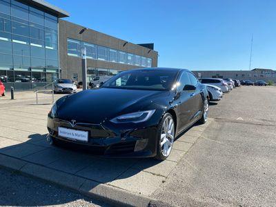 brugt Tesla Model S 75 el EL 320HK 5d Aut.