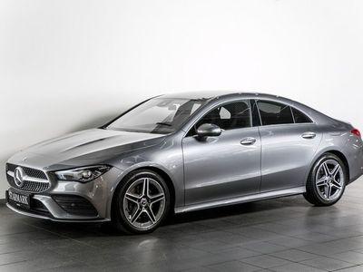 brugt Mercedes CLA200 1,3 Advantage AMG aut.