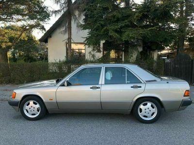 brugt Mercedes 190 2.0 Aut.