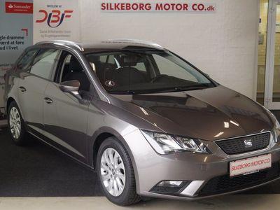 gebraucht Seat Leon ST 1,6 TDi 110 Style eco Van