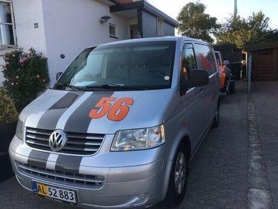 käytetty VW Transporter 2,5 TDi 130 kort