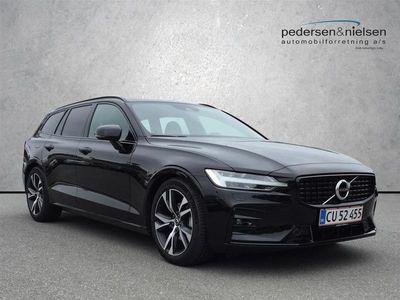 brugt Volvo V60 2,0 B4 R-design 197HK Stc 8g Aut.