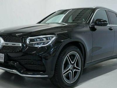 brugt Mercedes GLC300 d aut. 4Matic Van 2021