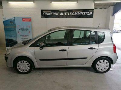 brugt Renault Grand Modus 1,2 TCE 100 100HK