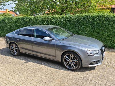 brugt Audi A5 Sportback 3.0 TDI V6 5d